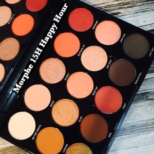 Morphe 15H Happy Hour Palette